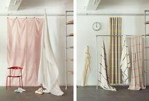 curtain display