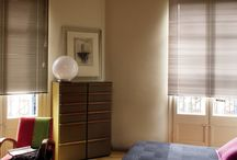 bandalux veneciana aluminio / cortina veneciana de aluminio en  grosores  de 15, 25 50mm colores mates , lacados y metalizados