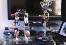 Робототехника с Instructables
