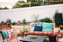 Mexican Inspired Backyard / by Amanda Rubalcava™
