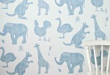 wallpapers / Wallpaper for nurseries, kidsrooms and interiors