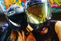 my biker Girls!