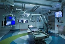 Operating Room design (Hospital)