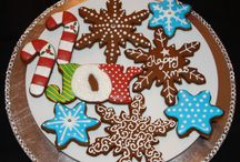 Cookies by One Tier At A Time / Pictures of cookies I've made.  www.onetier.ca