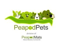 We LOVE pets / PeapodMats can be used for our furry-four legged friends. :)