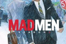 mad men / What an amazing show! The writing, acting, and recreation of a time gone by are top drawer. I will miss it a lot.  / by forever elm