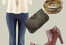 clothes and shoes o3o / by April Cruz