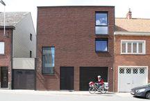 Huis PE / Nieuwbouw rijwoning in Gavere