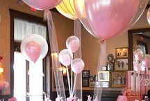 décoration fête 30 ans