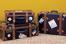 Glad About Vintage Luggage / by Glad Rags