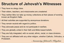 I Love being one of Jehovah's Witnessess / Conveying the bible truth in images.
