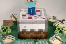 Decorated cake ideas / by Tabi York