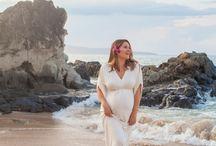 Maternity Photos: Maui