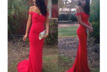 ♡Sexy Red Prom Dresses, Homecoming Dresses♡ / Pretty time is coming; you have to prepare for your coming parties. Ladies with gorgeous charming prom dresses will to be the outstanding appeal of the night.