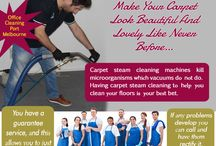 office cleaning melbourne / Visit this site http://melbournecarpetclean.com.au/ for more information on office cleaning Melbourne. The office cleaning Melbourne companies are dedicated towards providing cleaning services in office. They provide a much better and quicker service at a reasonable cost. follow us : http://officecleaning.netboard.me/