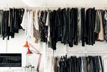 SPACE | Wardrobe