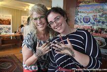 Henna Istanbul / Henna - Kina for Weddings in istanbul http://bazaarturkey.com/shop/turkish-henna-tattoo-istanbul