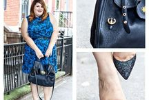 Fatshionistas / Fashion bloggers and icons / by Sarah Clark