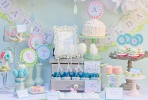 Baby Shower (Separate Cake Board)