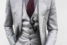 That suit n tie ish...
