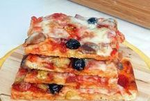 impasto pizza friabile
