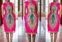 My love for African fashion