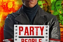 Party People (2012) / Four decades ago, the Black Panthers and Puerto Rican Young Lords were young activists providing food and health care in their impoverished communities while in a desperate struggle to survive the systematic dismantling of their movements. Now they are 60-somethings untangling a traumatic past and an unclear future.
