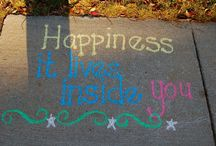 Chalk Inspirations