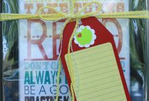 Easy Teacher Gifts / by Angela Pena
