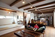 和室 / 香川県でソラマドの家を建てています、センコー産業です。 香川県内で手掛けた「ソラマドの家」の写真(施工例)を掲載しています。 実際に「ソラマドの家」を見たい方。香川県綾歌郡宇多津町にモデルハウスもございます。ぜひ遊びに来てください♬