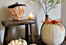 Decorating for FALL!  / by Cassie Hill