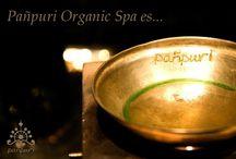 PAÑPURI ORGANIC SPA / Pañpuri te ofrece un entorno elegante para disfrutar y relajarte con nuestra amplia gama de terapias asiáticas.