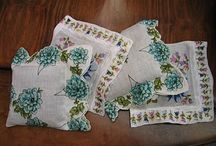 Sewing - Misc. Upcycle Ideas