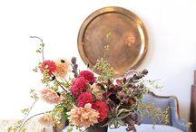 Floral arrangements / by Kelly Schauermann