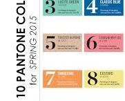 Pantone colour for 2015