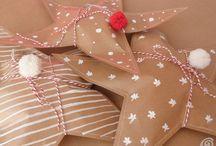 regali di natale le stelle di carta