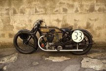 Motorcycles / by renzo pernochi