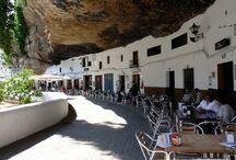 lugares que visitar-Andalucia / by El rinconcito de Zivi Zivi