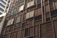 ARCHITECTURE :: FACADE / by Heidi Chan