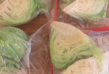Cabbage How to Freeze