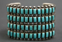 Turquoise n Jewelry / by April Huskie