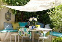 Sail Cloth / Fabric Canopies