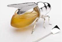abeille oeuvre d'art