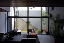 large aperture 大開口の家 / 自由度が高く、開放的な空間、大きな開口が魅力の 重量鉄骨造の住まいをセレクトしました。