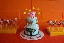 Kirby Themed Birthday Party / Children's Birthday Party held in New York City. Kirby Theme designed by B Lee Events, a NYC and Tri-State Area Party and Event Planning Company.