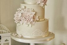 Wedding Cake Decorations / http://cakedecorating.myfavoritecraft.org