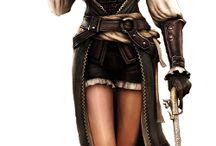 Larissa - Pirata/Sereia