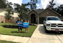 Happy Homeowners / Meet our Happy Homeowners!