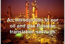 Oil and Gas Translation Services Dubai-UAE