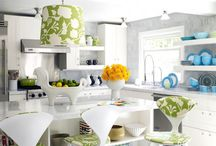 Kitchen Inspiration / by Laurie Boughaba